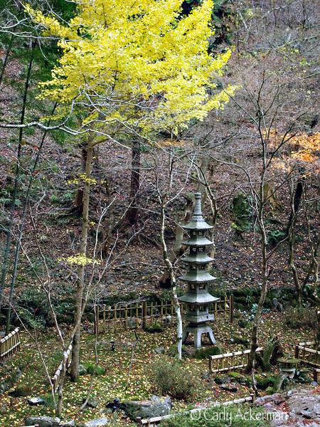 River Pagoda Kibune