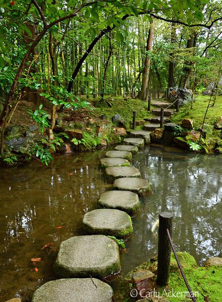 Path at Tenjuan