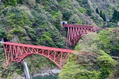 Yamabiko Bridges 山彦橋