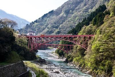 Kurobe Gorge 黒部峡谷