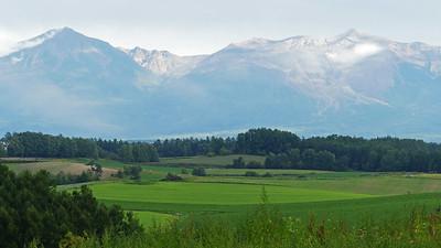 Daisetsuzan Nationaal park