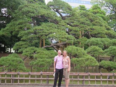 Day 2: Hama Rikyū Garden