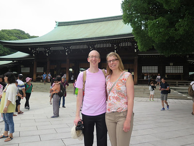 Day 2: Meiji Jingu