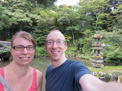 Day 7: Kenrokuen Garden