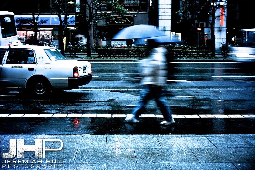 """Walk By Shooting"", Fukuoka, Japan, 2006 Print PMJ06-141"