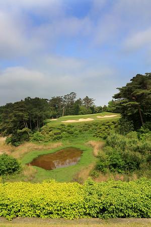 Hirono Golf Club, Japan