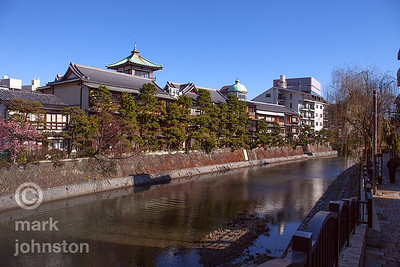 Tokaikan - historic Japanese inn, Ito City