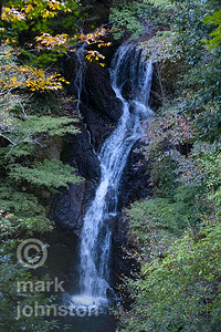 Two-storey falls 二階滝