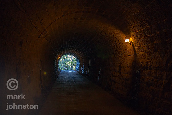 Old Amagi Tunnel