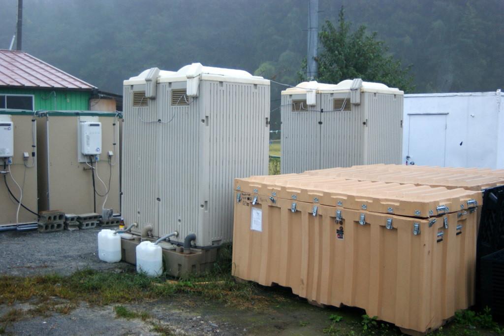 Photo By Bob Bodnar.....................................Our Toilets