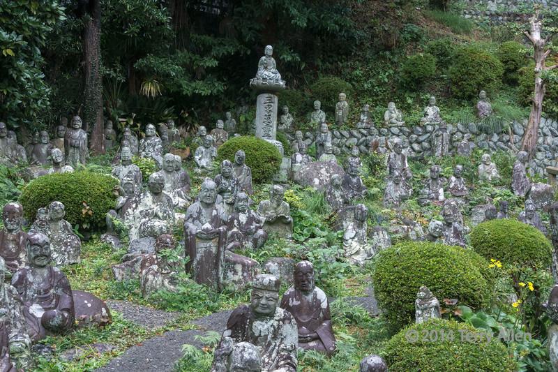 500 disciples of Buddha #2 (Gohyakku Rakkan)