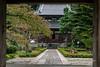 Seikenji Temple, Shimizu, Shizuoka, Japan<br /> <br /> The temple is a Rinzai Zen temple from the Nara Period built around 1261