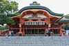 Japanese hall of worship
