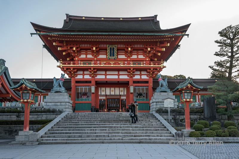Fushimi Inari-taisha Romon