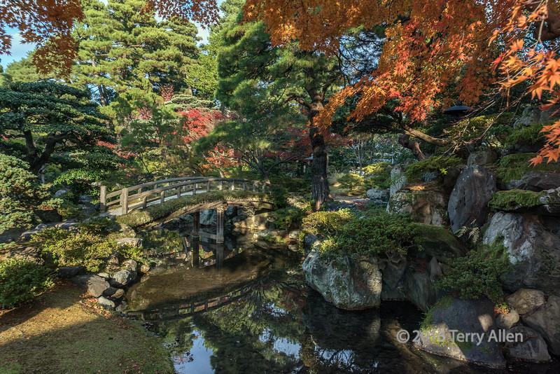 Gonaitei-Garden-(Inner-Garden),-Emperor's-private-garden,-Imperial-Palace,-Kyoto,-Japan