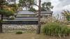Matsumoto castle (Black Crow), Kurumon and moat, Nagano, Japan