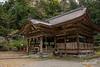 Kamiichinomiya Oawa Shinto Shrine in the fall, Kamiyama, Shikoku Island, Japan