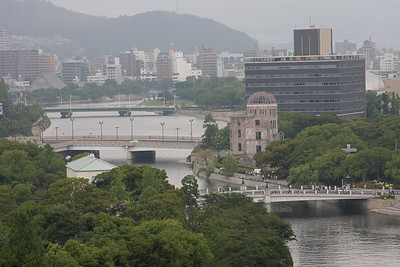 A-Bomb Dome, Aioi Bridge, Hiroshima