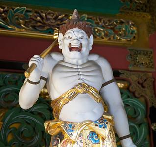 Toshogu Shrine at NIkko