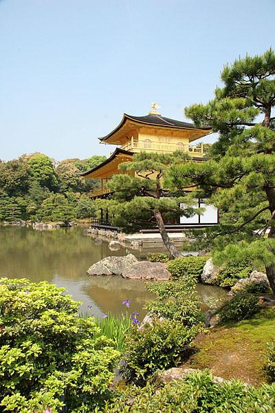 Kingkaku-ji the Golden Pavillion