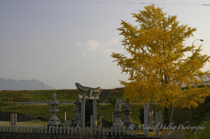 Shrine Entrance - Hiroshima