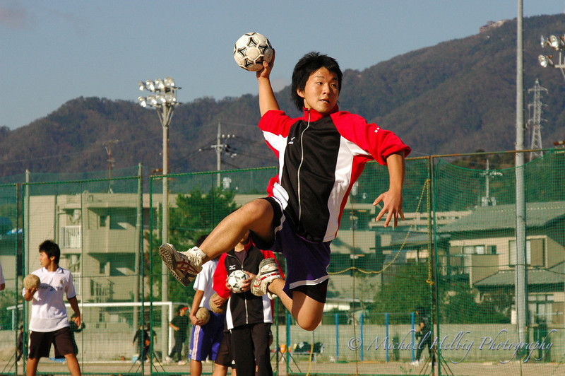 Handball Shoot - Hiroshima Prefecture