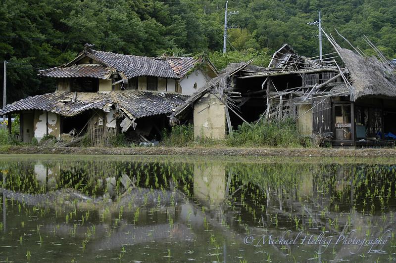Abandoned House  - Hiroshima Prefecture