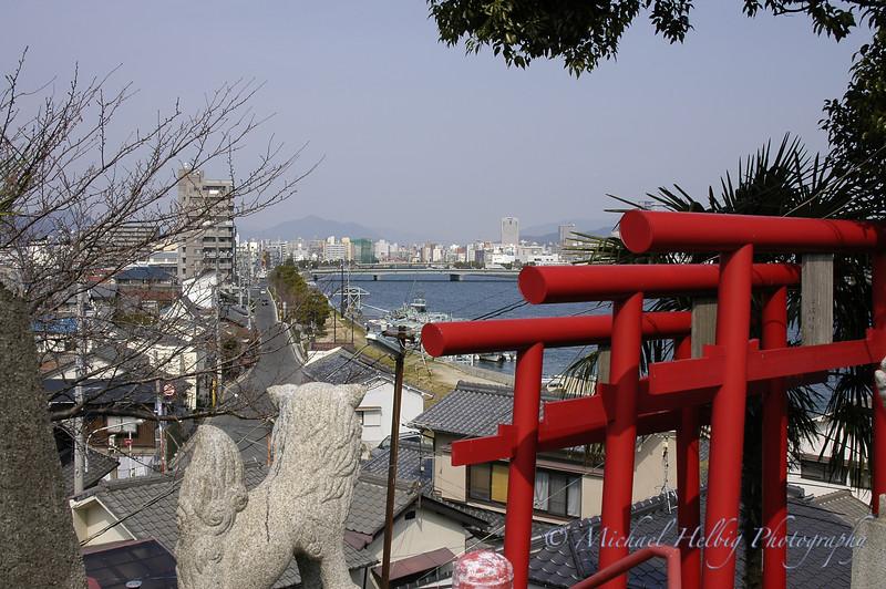 Torii Gates - Hiroshima
