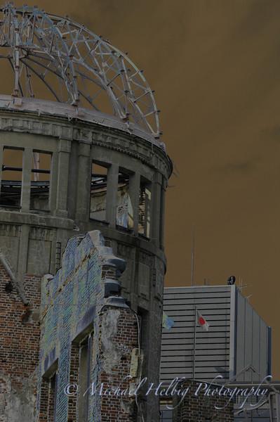 Atomic Bomb Dome - Hiroshima Prefecture