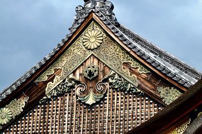 Exquisite roof details