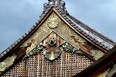 Exquisite roof details