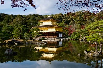 Golden Pavilion 金閣寺