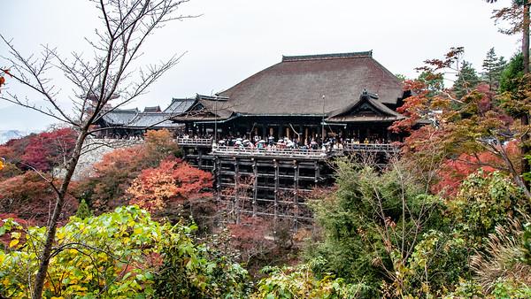 Kiyomizudera 清水寺, Kyoto