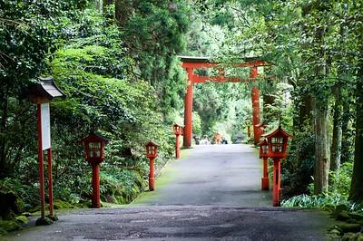 Hakone Shrine 箱根神社
