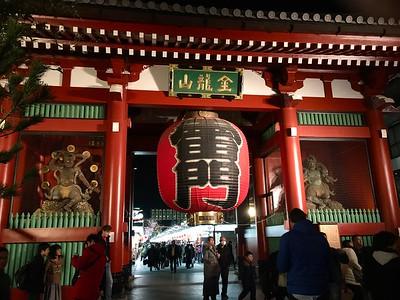 Sensoji 浅草寺, Asakusa