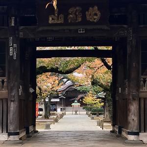 Yutenji 祐天寺
