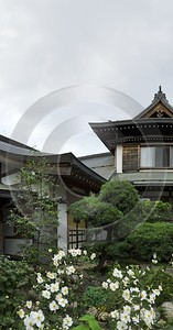 Kawagoe Japenese House Saitama Japan Snow River Tree Landscape Fine Arts Fine Art Shore Images - 016311 - 15-10-2008 - 4124x7891 Pixel