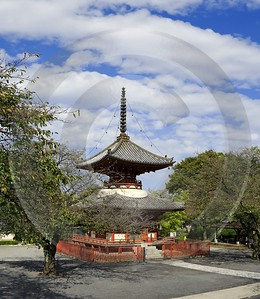 Kawagoe Kita In Buddhist Temple Saitama Japan Royalty Free Stock Photos Art Printing View Point - 016325 - 15-10-2008 - 4048x4662 Pixel