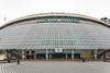 The Tokyo Dome stadium in Bunkyo, Tokyo, Japan.