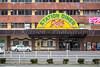 The Station Diner restaurant in Kushiro City, Subprefecture, Hokkaido, Japan.