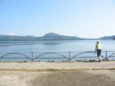Kussharo meer