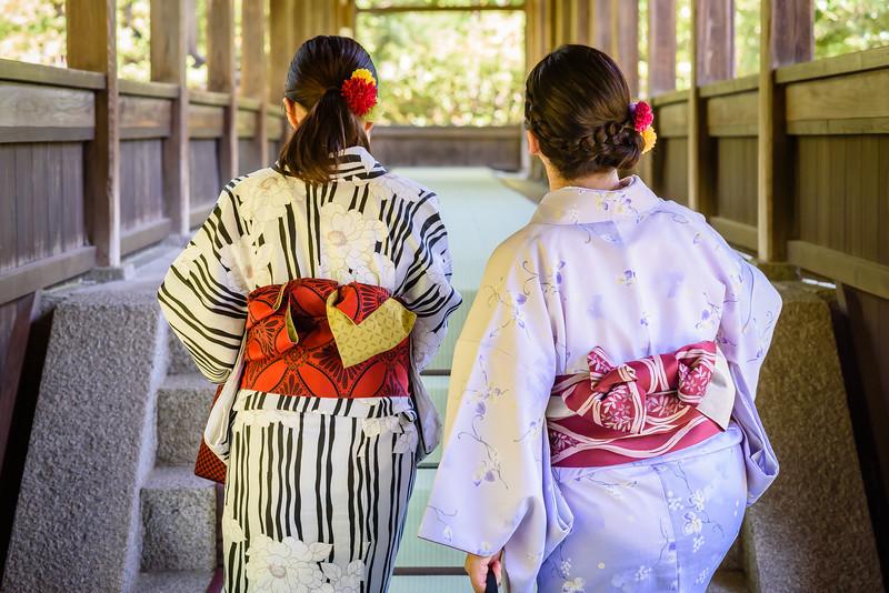Kimono Details