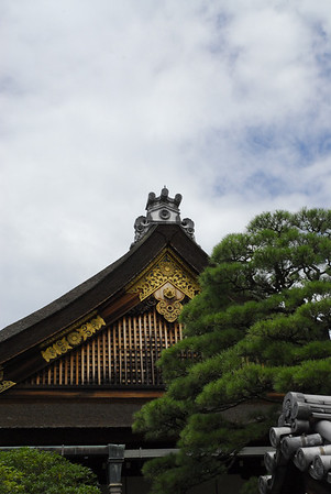 Kyoto Imperial Palace (Kyoto Gosho) - The Imperial residence when Kyoto was the capital of Japan. It was the Imperial Palace for Japan's Imperial Family until 1868, when the emperor and capital were moved from Kyoto to Tokyo. It is located in the spacious Kyoto Imperial Park.
