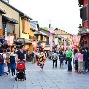 Kyoto - Elusive Geisha