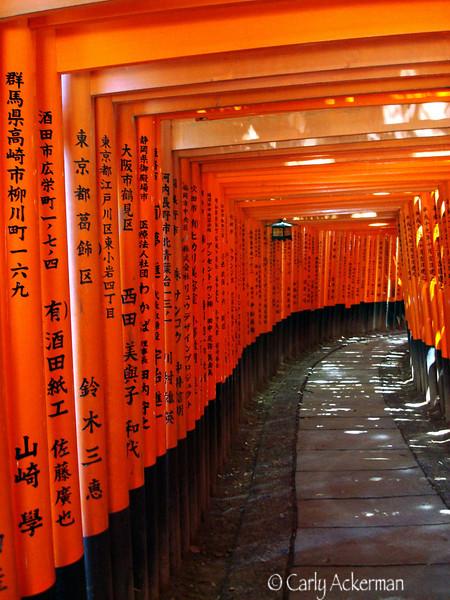 Fushimi Inari Taisha Torii