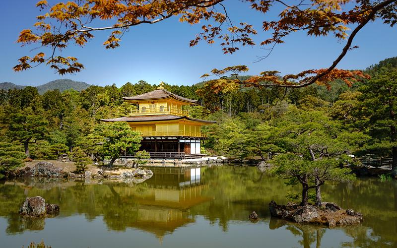 Kinkaku-ji・金閣寺