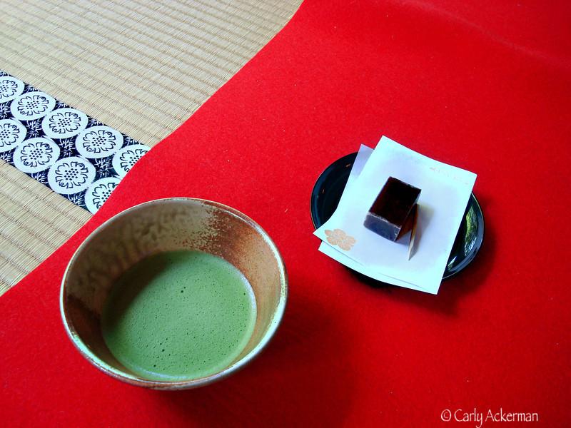 Tea at Sanzen-in