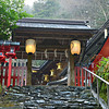 Kibune Shrine at Dusk