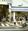 Shopper, Downtown, Kyoto, Japan