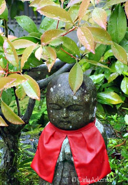 Spring Jizo